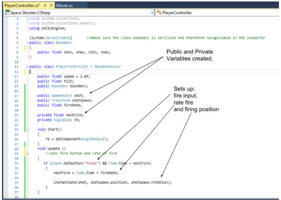 Addingprojectile_script