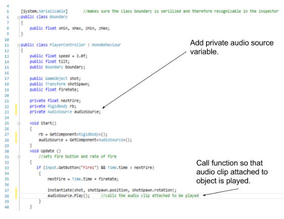 addingsoundscript
