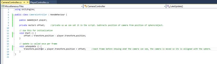 CamerController_Script